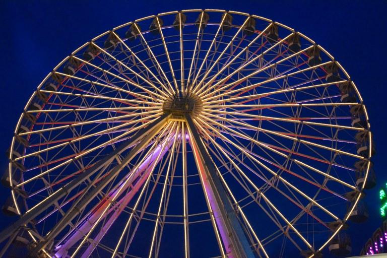 Ferris Wheel Ocean City